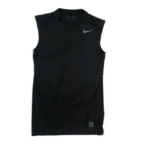 Nike Pro-Combat Black Workout Shirt